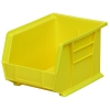 "10-3/4""L x 8-1/4""W x 7""H OD Yellow Storage Bin"