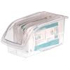 """Akro-Mils® InSight™ Ultra-Clear Bin 10 7/8"""" x 5 1/2"""" x 5 1/4"""""""