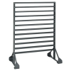 Double Sided Rack Only with 24 Rails