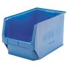 """19-3/4""""L x 12-3/8""""W x 11-7/8""""H Blue Quantum® Magnum Storage Bin"""