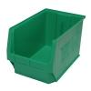 """19-3/4""""L x 12-3/8""""W x 11-7/8""""H Green Quantum® Magnum Storage Bin"""