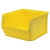 """Yellow Quantum® Magnum Storage Bin - 19-3/4"""" L x 18-3/8"""" W x 11-7/8"""" Hgt."""