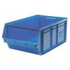 """29""""L x 18-3/8""""W x 11-7/8""""H Blue Quantum® Magnum Storage Bin"""