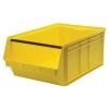 """29""""L x 18-3/8""""W x 11-7/8""""H Yellow Quantum® Magnum Storage Bin"""