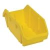 """18-1/2""""L x 8-3/8""""W x 7""""H Yellow QuickPick Double Sided Bin"""