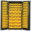 "Yellow Quantum® Heavy Duty 36"" Wide Cabinet"