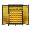 "Yellow Quantum® Heavy Duty 60"" Wide Cabinet"
