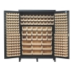 """Ivory Quantum® Heavy Duty 60"""" Wide Cabinet"""