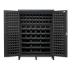 "Black Quantum® Heavy Duty 60"" Wide Cabinet"