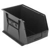 "Black Quantum® Ultra Series Stack & Hang Bin - 18"" L x 11"" W x 10"" Hgt."
