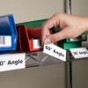 "1-1/4"" x 3"" ANGLE•Vu™ Label Holders"