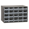 "Akro-Mils® Steel Frame Parts Cabinet with 20 Drawers  - 10-9/16"" L x 3-3/16"" W x 2-1/16"" Hgt."