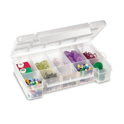 Medium Case with Max 15 Compartments
