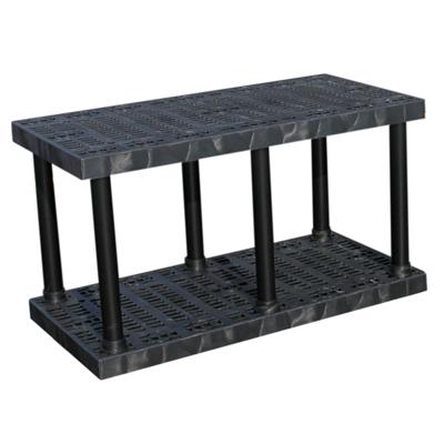 """2 Level Dura-Shelf®  27"""" H 48"""" W x 24"""" L"""