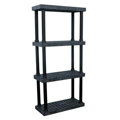 """4 Level Dura-Shelf® 75"""" H x  36"""" W x 16"""" L"""