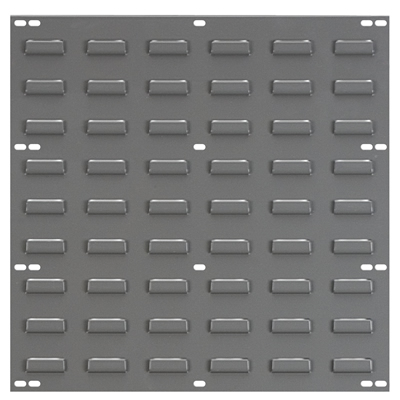 """Louvered Panel 18"""" L x 19"""" Hgt."""