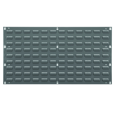 "Louvered Panel 35-3/4"" L x 19"" Hgt."