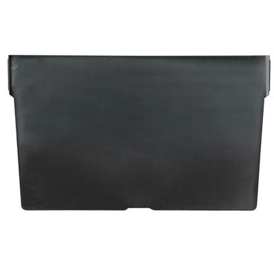 "Black Dividers for 6-5/8"" W x 4"" Hgt. AkroBin® Shelf Bins"