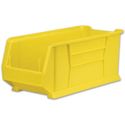"""29-7/8"""" L x 16-1/2"""" W x 11"""" Hgt. OD Yellow Super-Size AkroBins®"""