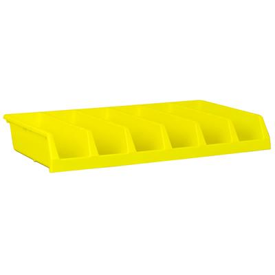 "Yellow 18"" System Bin 33""W x 5""H"