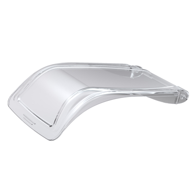 Akro-Mils® InSight™ Ultra-Clear Lid for 52381
