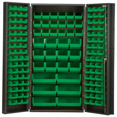 "Green Quantum® Heavy Duty 36"" Wide Cabinet"