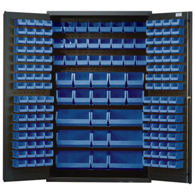 "Blue Quantum® Heavy Duty 48"" Wide Cabinet"