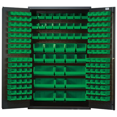 "Green Quantum® Heavy Duty 48"" Wide Cabinet"
