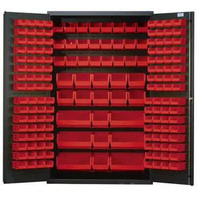 """Red Quantum® Heavy Duty 48"""" Wide Cabinet"""