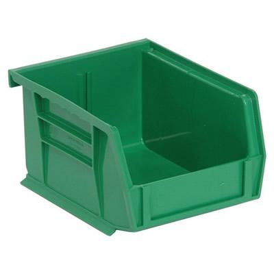 "Green Quantum® Ultra Series Stack & Hang Bin - 5"" L x 4-1/8"" W x 3"" Hgt."