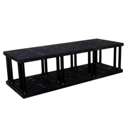 "2 Level Dura-Shelf® 27"" H x  96"" W x 36"" L"