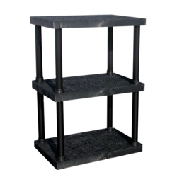 "3 Level Dura-Shelf® 51"" H x  36"" W x 24"" L"