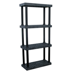 "4 Level Dura-Shelf® 75"" H x  36"" W x 16"" L"