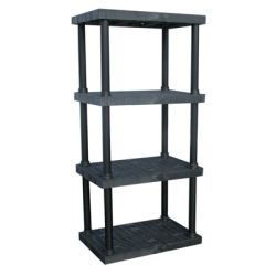 "4 Level Dura-Shelf®  75"" H x 36"" W x 24"" L"