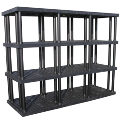 4 Level Dura-Shelf ® 36