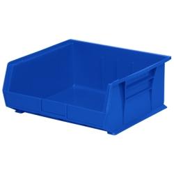 """14-3/4"""" L x 16-1/2"""" W x 7"""" Hgt. OD Blue Storage Bin"""