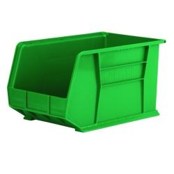 "18"" L x 11"" W x 10"" Hgt. OD Green Storage Bin"