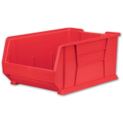 """23-7/8"""" L x 11"""" W x 10"""" Hgt. OD Red Super-Size AkroBins®"""