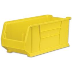 """23-7/8"""" L x 11"""" W x 10"""" Hgt. OD Yellow Super-Size AkroBins®"""