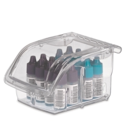 "Akro-Mils® InSight™ Ultra-Clear Bin 5 3/8"" x 4 1/8"" x 3 1/4"""