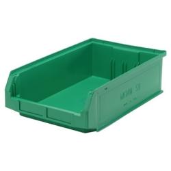 """Green Quantum® Magnum Storage Bin - 19-3/4"""" L x 12-3/8"""" W x 5-7/8"""" Hgt."""