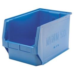 "Blue Quantum® Magnum Storage Bin - 19-3/4"" L x 12-3/8"" W x 11-7/8"" Hgt."