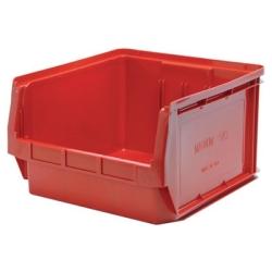 """Red Quantum® Magnum Storage Bin - 19-3/4"""" L x 18-3/8"""" W x 11-7/8"""" Hgt."""