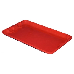"Red Cover for 19-3/4""L x 12-1/2""W Boxes"