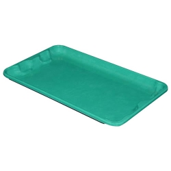 "Green Cover for 19-3/4"" L x 12-1/2"" W Boxes"