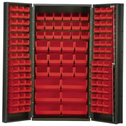 "Red Quantum® Heavy Duty 36"" Wide Cabinet"