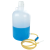 5 Gallon Nalgene™ LDPE Carboy Modified by Tamco® with Tubing & Pinch Spigot