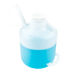2-1/2 Gallon Tamco® Modified Nalgene™ Wide Mouth LDPE Carboy with a Handle & Spout