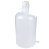 1/2 Gallon Tamco® Modified Nalgene™ LDPE Bottle with Tubulation