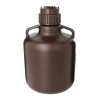 2-1/2 Gallon/10 Liter Nalgene™ Amber Carboy with 83B Cap